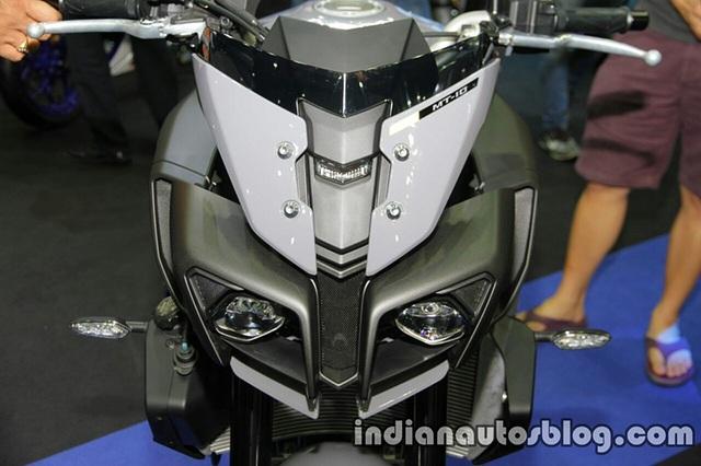 """Yamaha ra mắt liền hai mẫu xe mới trong """"gia đình MT"""" - 12"""