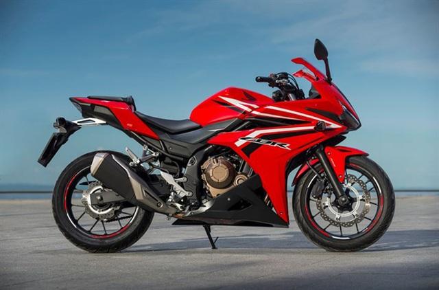 """Honda nâng cấp """"em út"""" dòng BigBike - 6"""