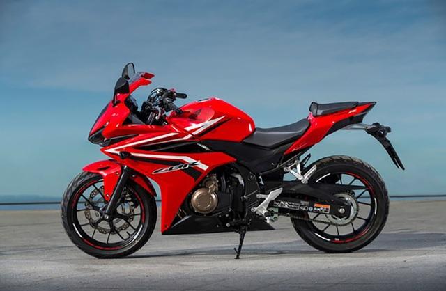 """Honda nâng cấp """"em út"""" dòng BigBike - 7"""