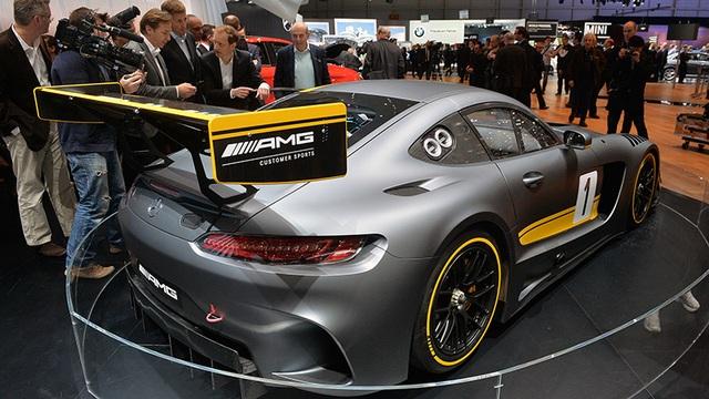 Mercedes-AMG tiết lộ kế hoạch mới cho mẫu GT4 - 7