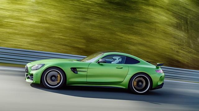 Mercedes-AMG tiết lộ kế hoạch mới cho mẫu GT4 - 3