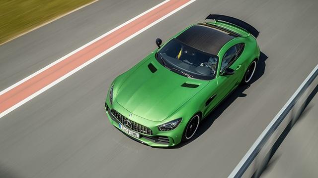 Mercedes-AMG tiết lộ kế hoạch mới cho mẫu GT4 - 5