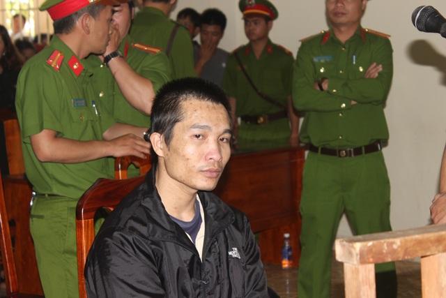 Tại phiên tòa đối tượng Kiều Quốc Huy có biểu hiện tâm lý không ổn định