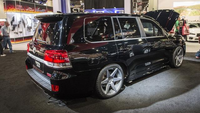 Land Cruiser có thể mạnh hơn cả Bentley Bentayga - 8