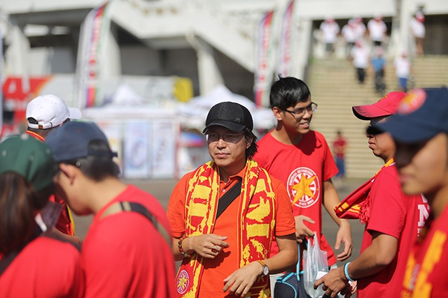 Việt Nam 1-0 Malaysia: Trọng Hoàng tỏa sáng - 12