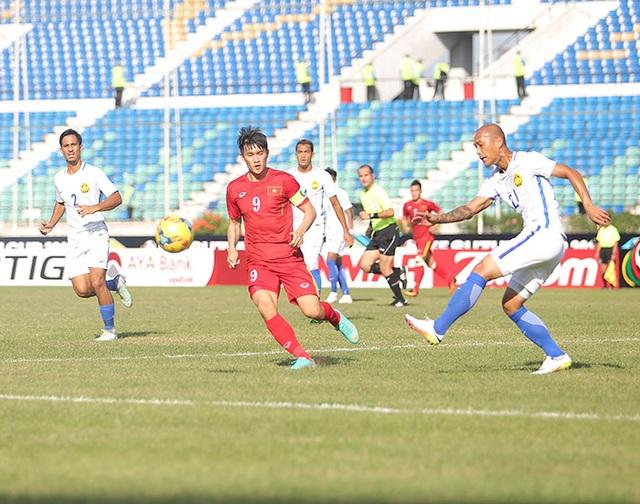 Công Vinh tin tưởng đội tuyển Việt Nam sẽ giành ngôi đầu bảng B