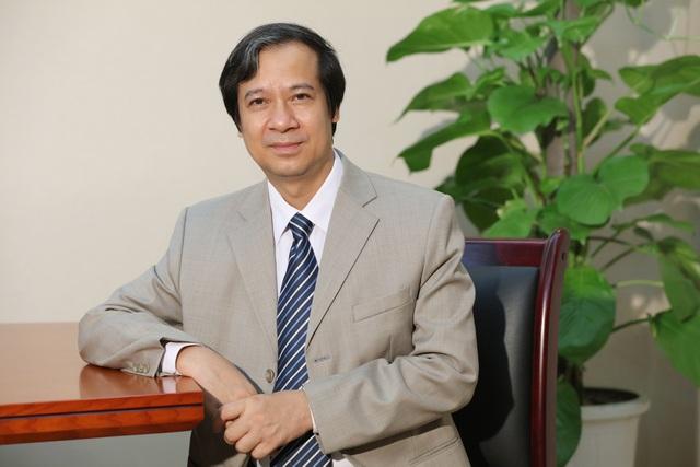 Giám đốc ĐH QGHN Nguyễn Kim Sơn
