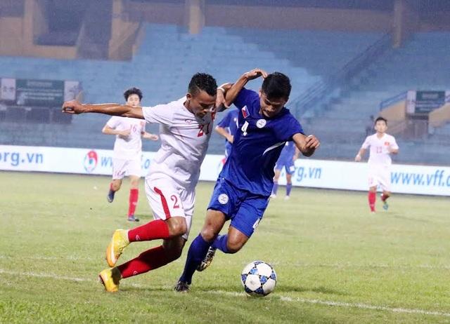 U19 Việt Nam đã giành chiến thắng thuyết phục trước U19 Đông Timor