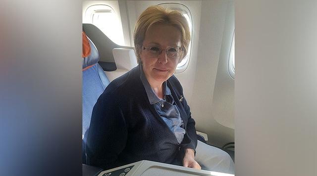 Bộ trưởng Y tế Nga Veronika Skvortsova (Ảnh: RT)