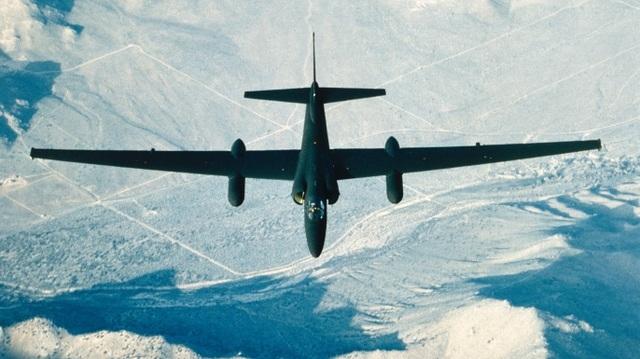 Một máy bay do thám U-2 (Ảnh: History)