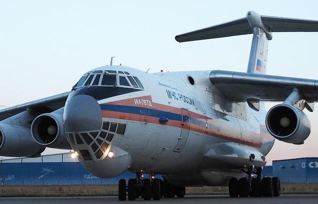 Ông Karlov sẽ được đưa về Moscow bằng máy bay vào hôm nay (Ảnh: Tass)