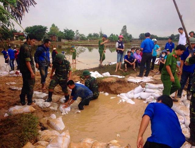 """Khắc phục hậu quả lũ lụt chưa xong, Bình Định lại lo """"sốt vó"""" ứng phó bão số 10"""