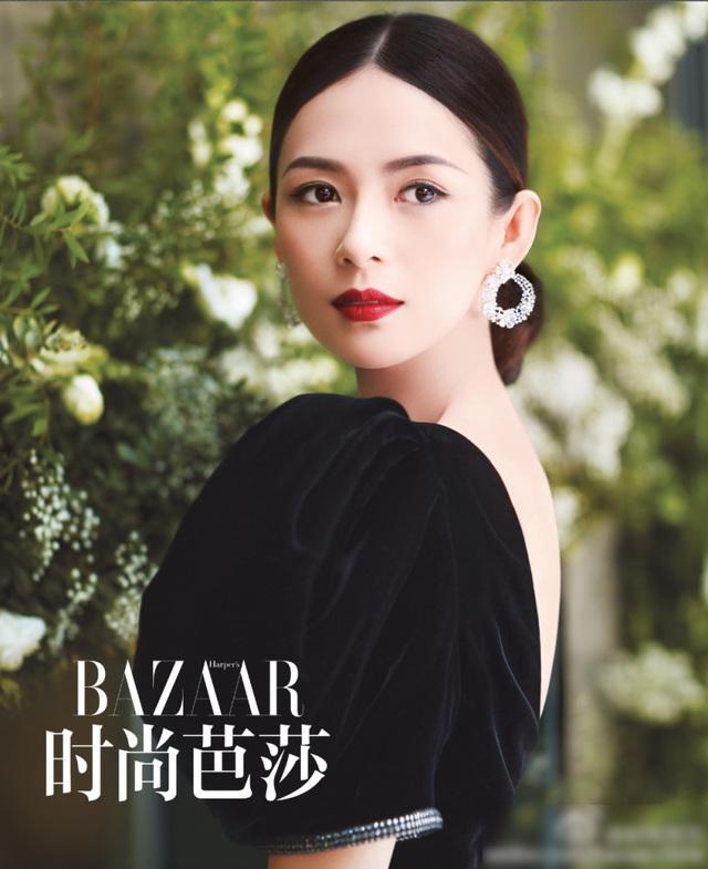 Nữ diễn viên người Hoa đã có một năm tạm nghỉ để sinh con gái đầu lòng. Con gái cô chào đời vào đầu năm 2016 và là kết quả tình yêu giữa cô và rocker Uông Phong.