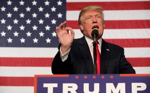 Ứng viên Donald Trump. (Ảnh: Getty)