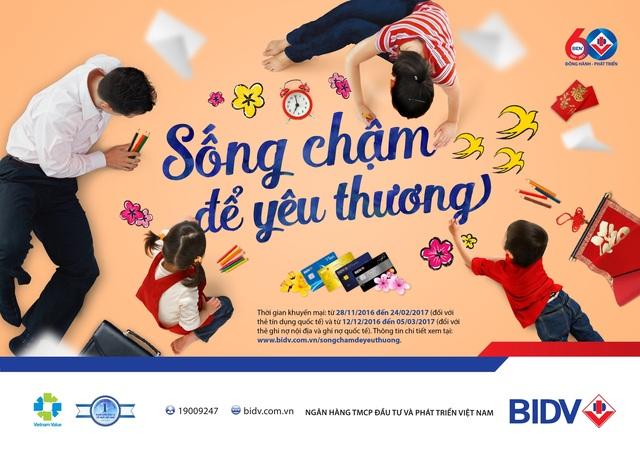 """BIDV triển khai cuộc thi clip """"Lưu giữ khoảnh khắc yêu thương"""" - 1"""