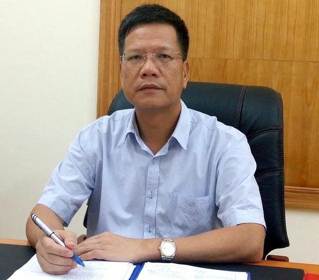 Ông Trần Đình Liệu- Phó Tổng Giám đốc BHXH Việt Nam