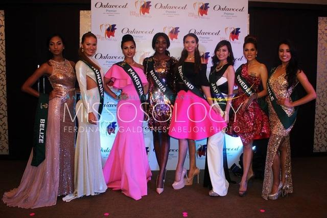 Mỹ nhân Hoa hậu trái đất kiêu sa khi trình diễn váy dạ hội - 17