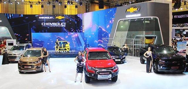 Chevrolet - Đậm dấu ấn thương hiệu Mỹ - 10
