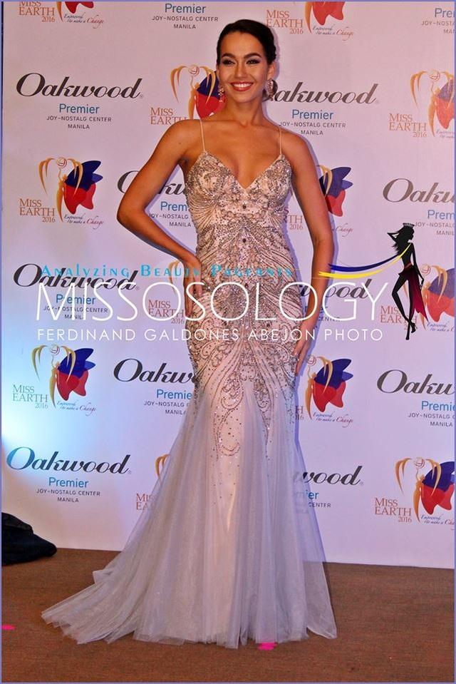 Mỹ nhân Hoa hậu trái đất kiêu sa khi trình diễn váy dạ hội - 19
