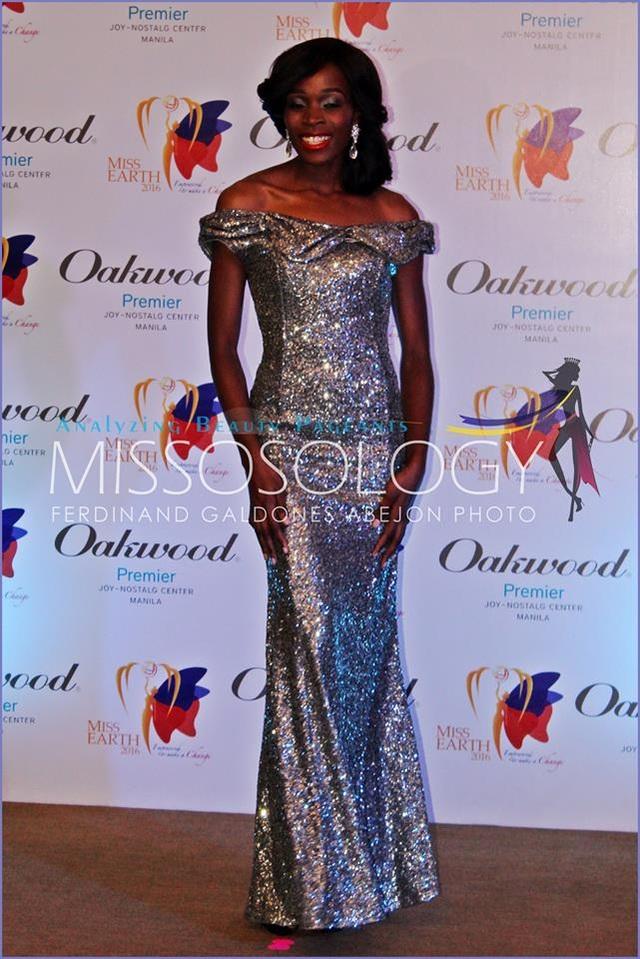 Mỹ nhân Hoa hậu trái đất kiêu sa khi trình diễn váy dạ hội - 20