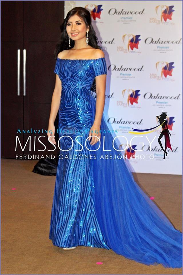 Mỹ nhân Hoa hậu trái đất kiêu sa khi trình diễn váy dạ hội - 21