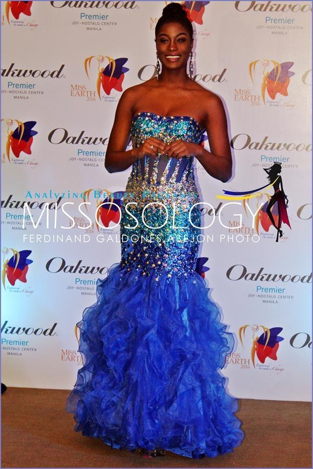 Mỹ nhân Hoa hậu trái đất kiêu sa khi trình diễn váy dạ hội - 23