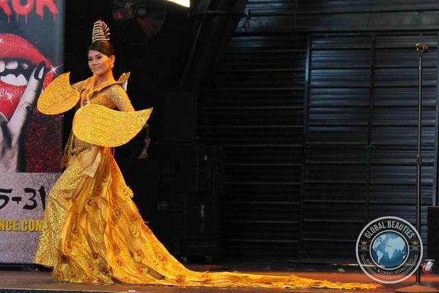 Hoa hậu Myanmar