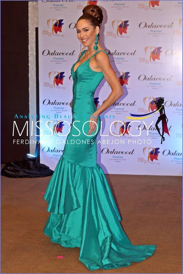 Mỹ nhân Hoa hậu trái đất kiêu sa khi trình diễn váy dạ hội - 27