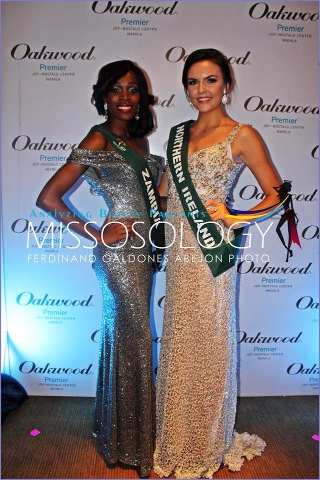 Mỹ nhân Hoa hậu trái đất kiêu sa khi trình diễn váy dạ hội - 30