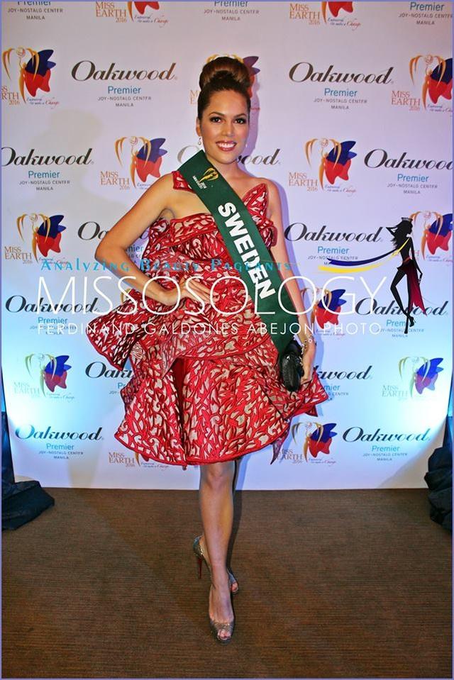Mỹ nhân Hoa hậu trái đất kiêu sa khi trình diễn váy dạ hội - 33