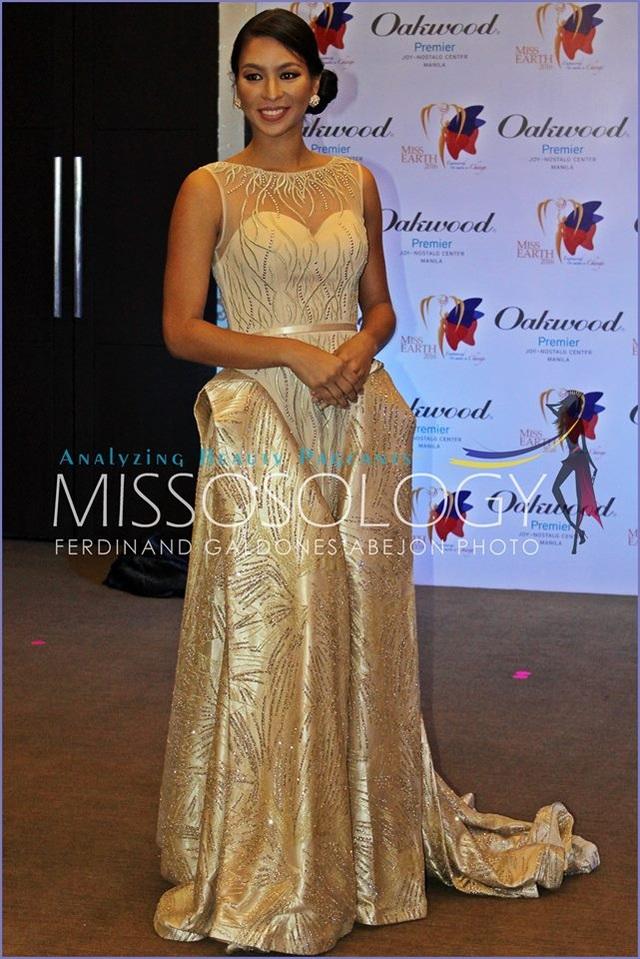 Mỹ nhân Hoa hậu trái đất kiêu sa khi trình diễn váy dạ hội - 16