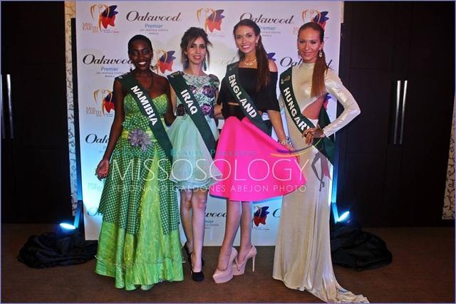 Mỹ nhân Hoa hậu trái đất kiêu sa khi trình diễn váy dạ hội - 9