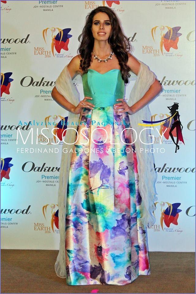 Mỹ nhân Hoa hậu trái đất kiêu sa khi trình diễn váy dạ hội - 7