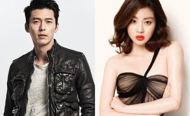 Cặp đôi mới nhất của làng giải trí Hàn Quốc - Hyun Bin (34 tuổi) và bạn gái Kang So ra (26 tuổi).