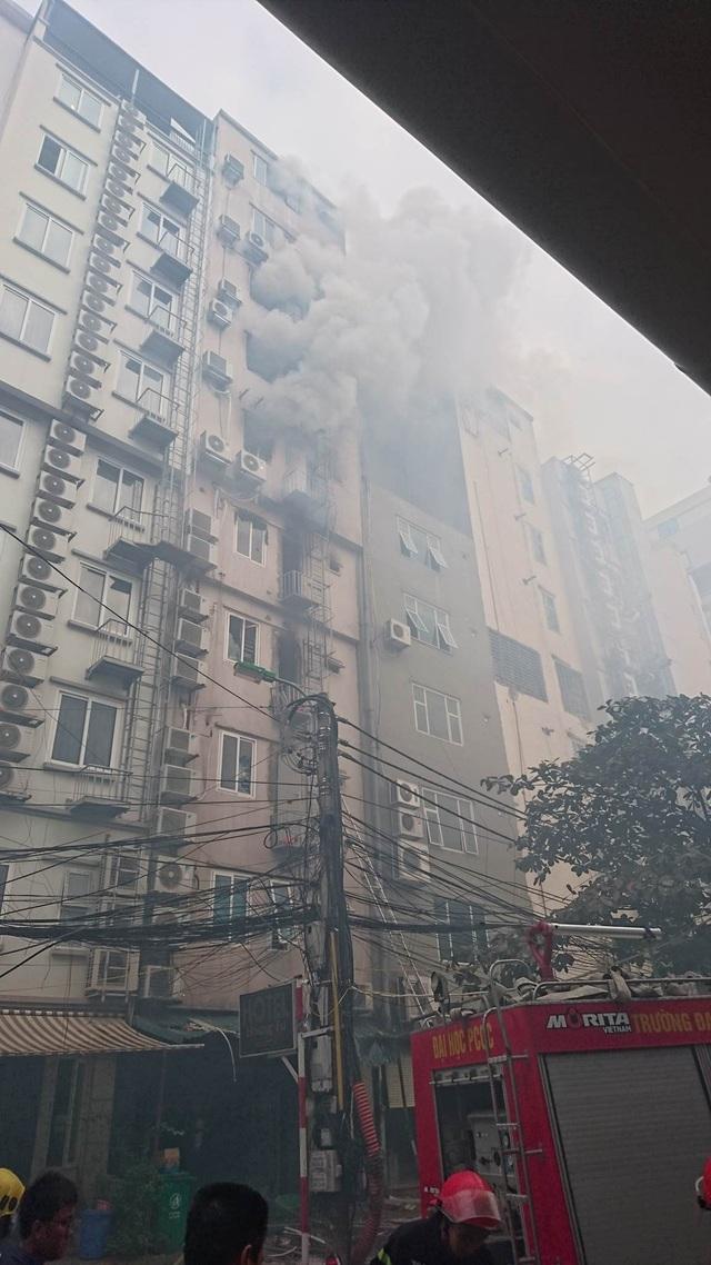 Hà Nội: 13 người tử vong trong vụ cháy quán karaoke - 8