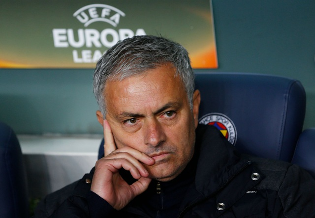Mourinho đang chịu nhiều áp lực sau khi có khởi đồng không tốt cùng MU
