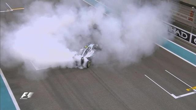 Nico Rosberg lên ngôi vương tại F1 2016 - 3