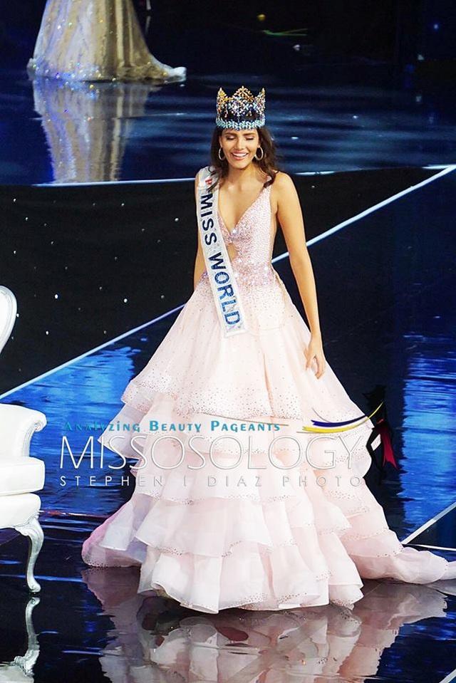 Chân dung tân hoa hậu thế giới người Puerto Rico - 21