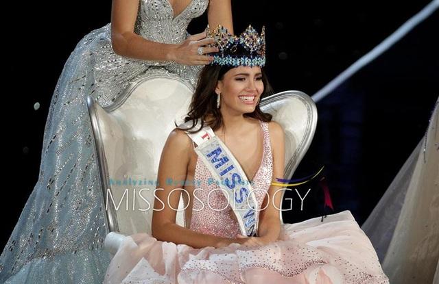 Chân dung tân hoa hậu thế giới người Puerto Rico - 22