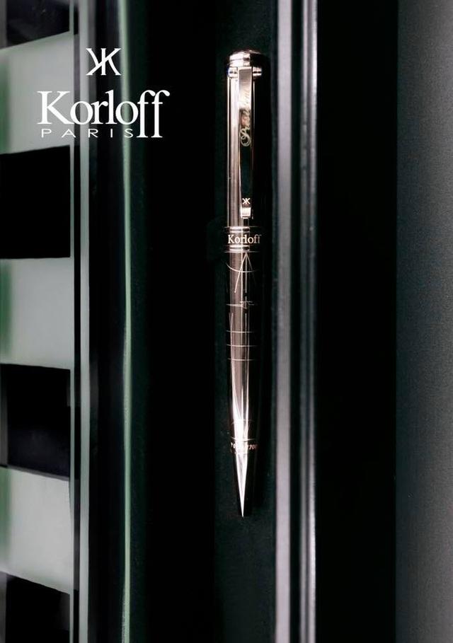 """KORLOFF """"Président"""" Pen: """"Viết để thay đổi thế giới!"""" - 2"""