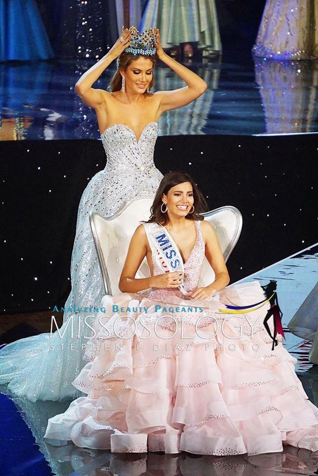 Những hình ảnh đáng nhớ trong đêm chung kết Hoa hậu Thế giới 2016 - 24
