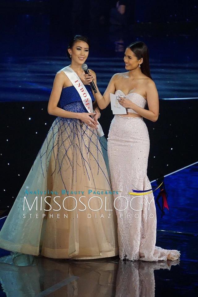 Hoa hậu Indonesia - Á hậu 2 cuộc thi Hoa hậu Thế giới 2016