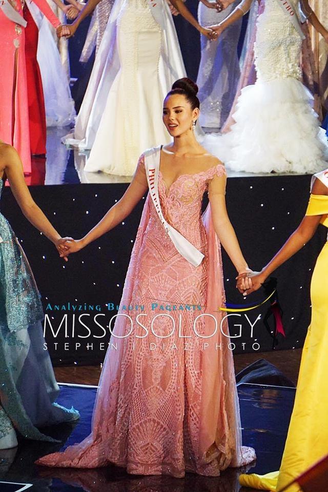 Hoa hậu Philippines - một trong những ứng cử viên sáng giá cho danh hiệu Hoa hậu Thế giới 2016 lọt top 5 cuộc thi năm nay và giành giải phụ Hoa hậu được truyền thông yêu thích nhất.