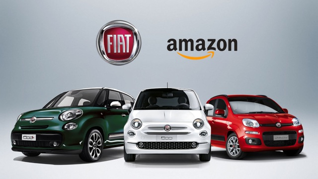 Thêm một hãng ô tô bán xe trên Amazon - 2