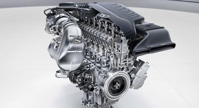 S-Class 2017 được trang bị 4 động cơ hoàn toàn mới - 1