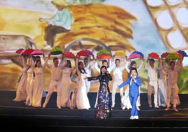 Nghệ sĩ Ánh Tuyết - Quang Hào hát về miền yêu thương Quảng Nam - Đà Nẵng
