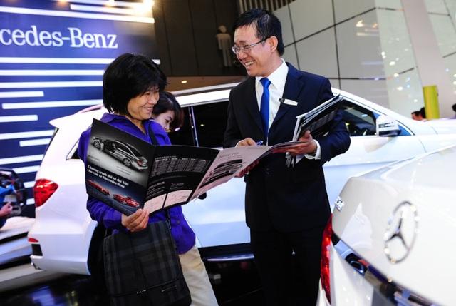 Khách hàng có thể chọn mua gói bảo hành mở rộng từ Mercedes-Benz