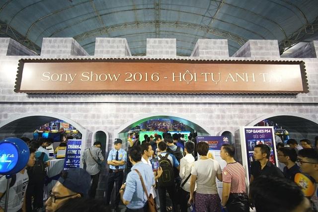 Nhiều công nghệ mới hội tụ trong Sony Show 2016 Hà Nội - 7