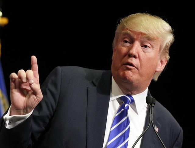 Tổng thống đắc cử Donald Trump (Ảnh: Reuters)