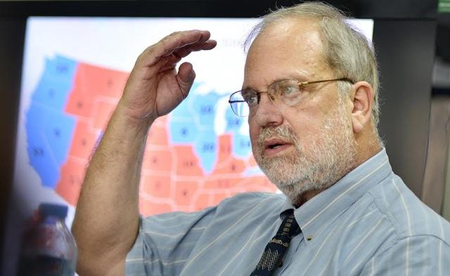 Tiến sĩ Jim Butterfield (Ảnh: Mạnh Thắng)